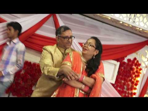 Dance Performance on 25th Anniversary of Shekhar & Renu