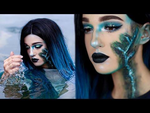 Lady of the Lake | NYX FACE AWARDS 2017 ENTRY | Jordan Byers