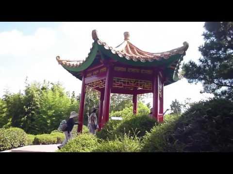 # Travel NZ : Hamilton garden - New Zealand - Gwendo
