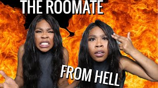 THE ROOMMATE FROM HELL | STORYTIME