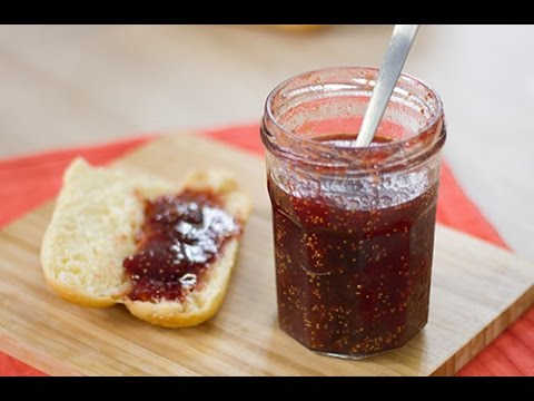 confiture de figues maison youtube. Black Bedroom Furniture Sets. Home Design Ideas