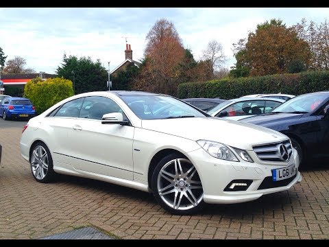 Mercedes-Benz E Class 3.0 E350 CDI for Sale at CMC-Cars, Near Brighton, Sussex