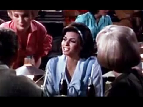About Raquel Welch - Roustabout