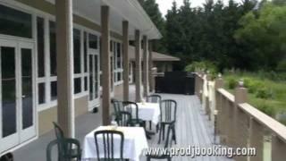 Delaware Wedding DJ Outdoors Reception