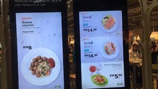 ikea food thailand