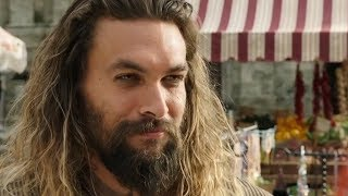 AQUAMAN - TRAILER OFICIAL LEGENDADO