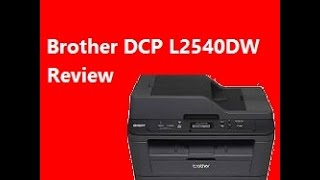 Brother DCP-L2540DW All In one Printer price in Egypt