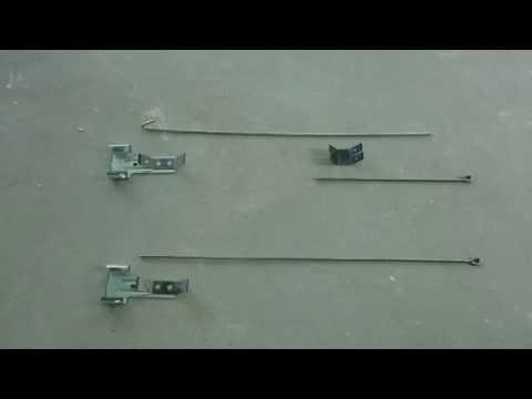 спица для подвесного потолка. Монтаж гипсокартона.