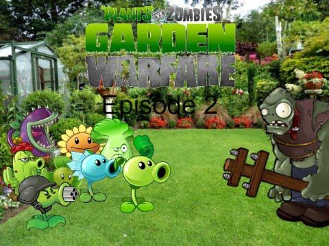 Plants vs Zombies Garden Warfare Plush Series Episode 2: Gargantuar