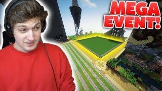 MINECRAFT MEGA EVENT!