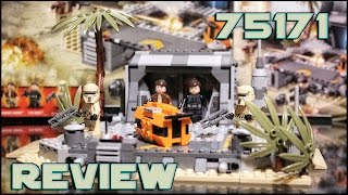Lego Star Wars 75171 Battle on Scarif Review