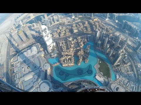 Burj Khalifa – TOUR and VIEW from the 148th floor [At The Top SKY]