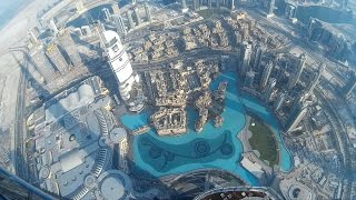 Burj Khalifa   Tour And View From The 148th Floor [at The Top Sky]