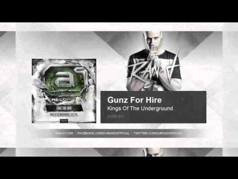 Gunz For Hire - Kings Of The Underground