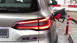 ЛИТВИН ПОДАРИЛ МАМЕ BMW X5 M COMPETITION
