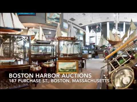 Antique Auctions | Nautical and Maritime Paintings and Art |  (617) 451 7447