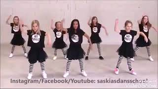 اجمل رقص علي اغنيه Va Bene
