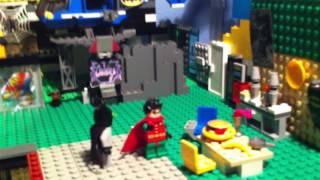 Lego batman: dick Grayson