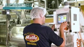 Mutlu Pasta Corporate Film (Japanese) - 2019