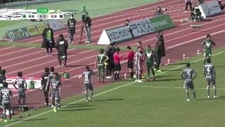 FC岐阜 vs 松本山雅FC ユニフォーム着替え珍事の一部始終。