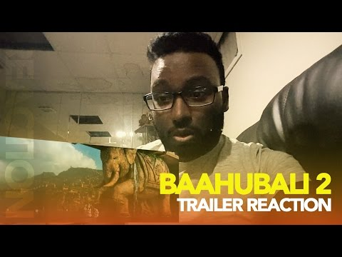 Thumbnail: BAAHUBALI 2 TRAILER REACTION | THE CONCLUSION LOOKS EPIC