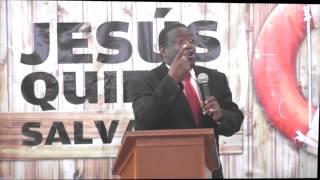 """""""1 - JESUS quiere SALVARTE con tu FAMILIA"""",""""Ptr. Ruber Alvarez - 2014-09-06"""""""