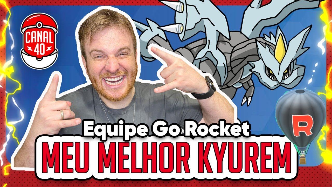 Mais de 12 Reides de Kyurem | Começamos MUITO BEM - Pokémon GO