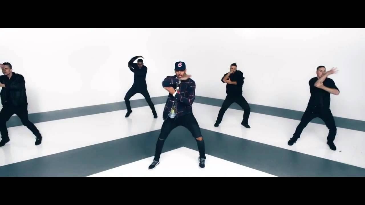 chris brown anyway dance routine take 1 youtube