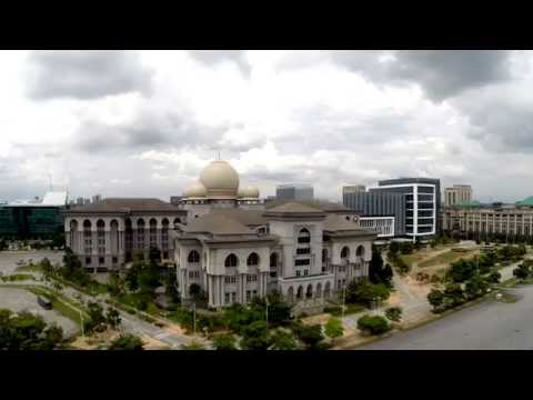 Palace of Justice and Equestrian Park - Putrajaya