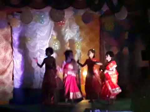 little girl group dance programme