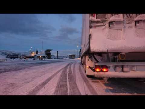 Winter trucking in Northern Scandinavia Vol 3