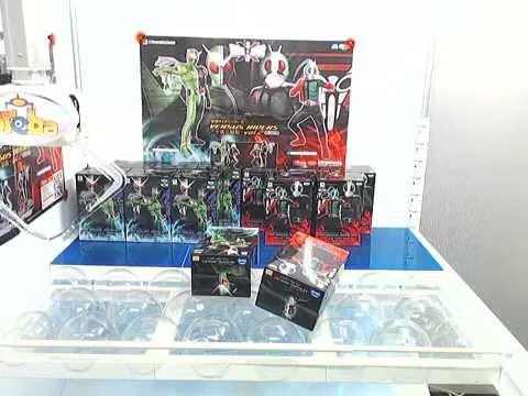 Get[Masked Rider series RIDERS VERSUS ~ Heisei × Showa ~ 2nd Masked Rider New No. 2]!