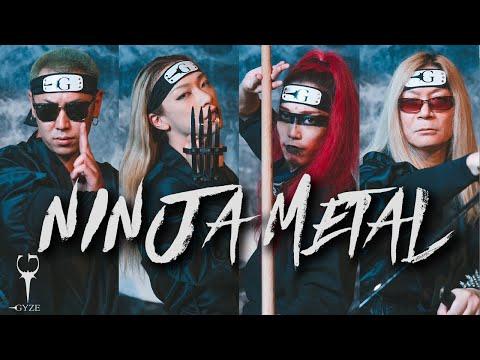 GYZE - NINJA DANCE (OFFICIAL VIDEO)