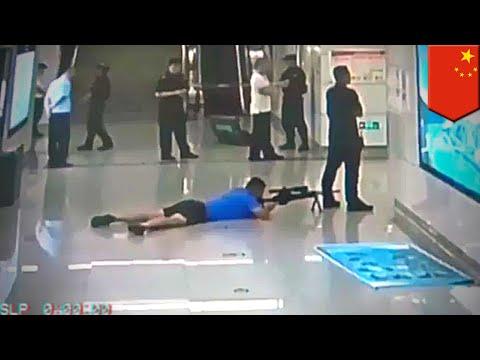 Police sniper gets