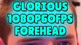 GLORIOUS 1080p60fps FOREHEAD | P.O Box Opening