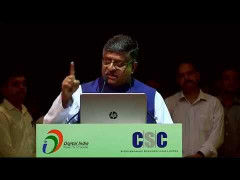 Sharing my Address to the CSC VLEs at Delhi