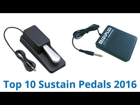 10 Best Sustain Pedals 2016