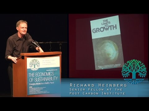 Richard Heinberg - Why Resource Depletion, Climate Change, and Debt Spell the End of Economic Growth