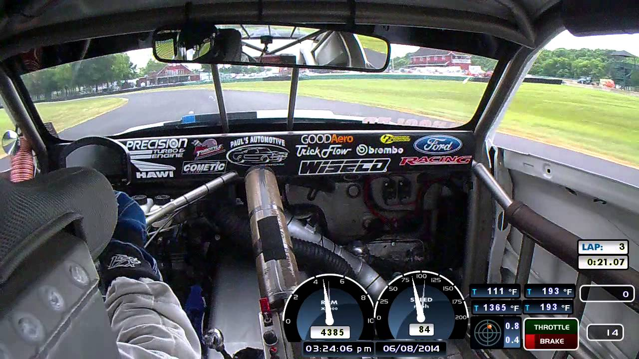 Paul\'s Automotive Engineering Sunday Race at VIR 2014 - YouTube