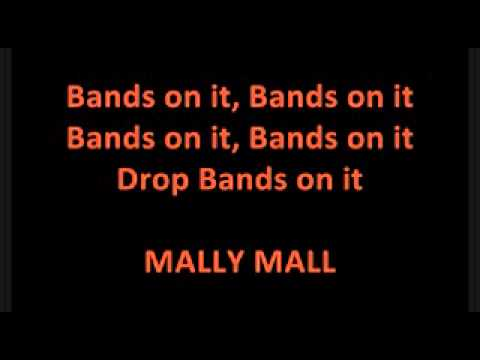 Wiz Khalifa Feat  Tyga Mally Mall Fresh Drop Bands On It LYRICS