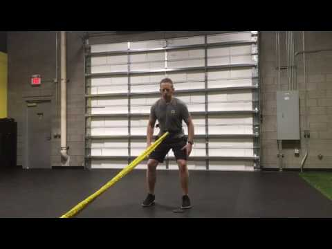 Load and Explode Golf Performance Exercises