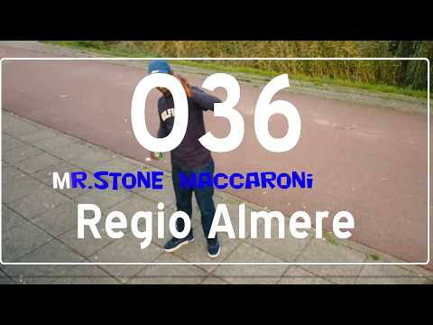 036 - Mr.Stone Maccaroni
