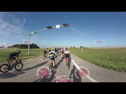 Rosewood Road Race #3 08/06/17 Miami Cycling Filmed in 360 degree with Garmin Virb 360