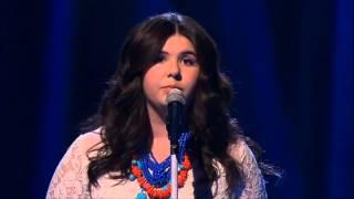 Shiane Hawke - 'Beautiful' - The X Factor Australia 2012 - Episode 17, Live Show 3, TOP 10