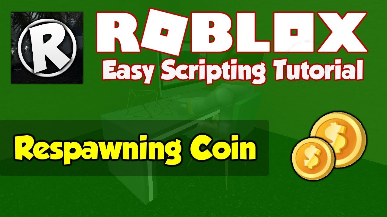 Roblox How To Make A Respawning Collectable Coin 2019 Fe