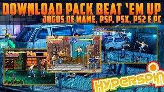 HYPERSPIN / PACK BEAT 'EM UP / EXCLUSIVE