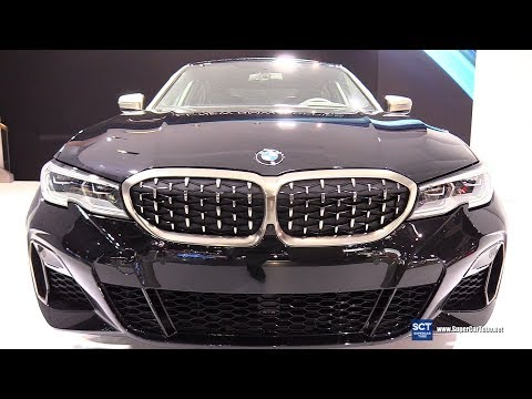 2020 BMW M340i xDrive - Exterior and Interior Walkaround - Debut 2018 LA Auto Show