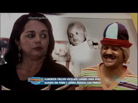 De Volta ao Passado: Geraldo Luís vai à Fortaleza e relembra a infância de Tirulipa