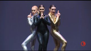 Dance Moms | Kendall, Kalani And Jojo's Trio Abby's Angels