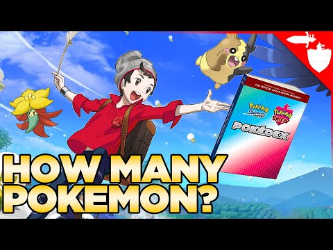 how-many-pokemon-are-in-pokemon-sword-and-shield?